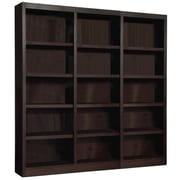 Concepts in Wood 72'' Standard Bookcase; Espresso