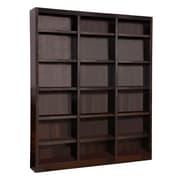 Concepts in Wood 84'' Standard Bookcase; Espresso