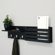 nexxt Design Sydney Wall Shelf and Mail Holder