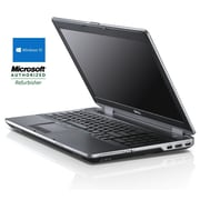 "Dell Refurbished Latitude E5430 14"" Notebook, 2.6 GHz Intel Core i5-3320M, 750 GB HDD, 16 GB DDR3, Windows 10 Pro"