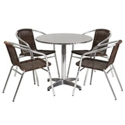 Offex 5 Piece Dining Set