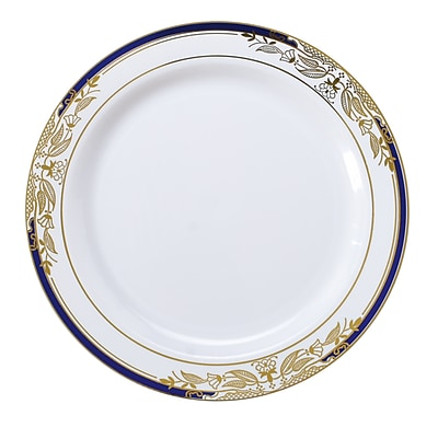 Fineline Settings, Inc Signature Blu Salad Plate