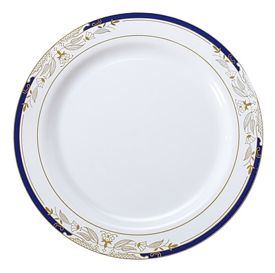 Fineline Settings, Inc Signature Blu Dinner Plate