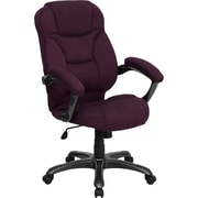 Offex High-Back Executive Chair; Grape