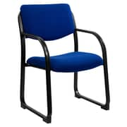 Offex Executive Reception Chair; Navy
