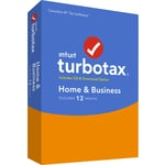 TurboTax Home & Business 2016, Bilingual