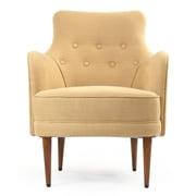 Zentique Inc. Celie Barrel Chair