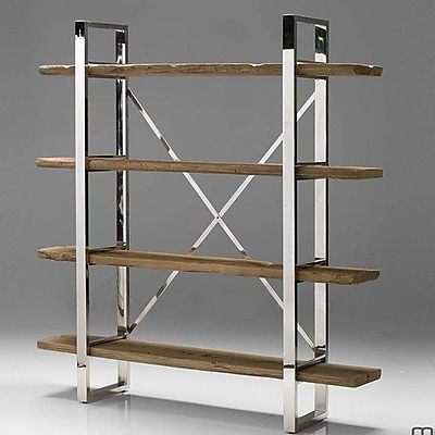 """Mobital Provence 79"""" Standard Bookcase"""