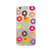 OTM Prints Clear Phone Case, Doughnuts for Days - iPhone 6/6S