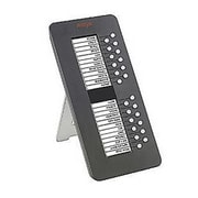 Avaya SBM24 24 Buttons Phone Expansion Module for 9630/9640 IP Phones, Gray