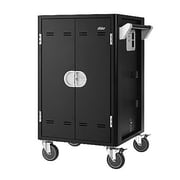 "AVer™ C20i Intelligent Charging Cart for Up to 16"" Laptop/Chromebook/Tablets, Black"