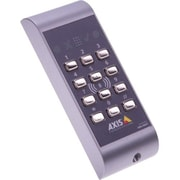 AXIS® A4011-E Purple Generic Touch-Free Reader with Keypad for Network Door Controller