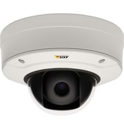 AXIS® Q3505-V Wired Indoor Network Camera, Fixed Dome, White