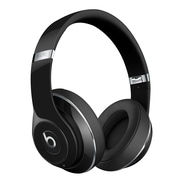 Beats by Dr. Dre MP1G2LL/A Over-the-Head Headphones with Microphone, Gloss White