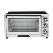 Cuisinart® Custom Classic™ Toaster Oven Broiler, Brushed Stainless (TOB-40N)