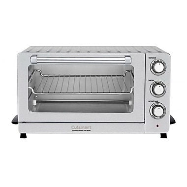 Cuisinart 174 Toaster Oven Broiler With Convection Stainless