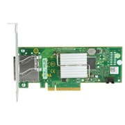 Dell™ Plug-In Card SAS Host Bus Adapter Card for PowerEdge Server/Powervault Storage Arrays (07RJDT) (07RJDT)