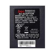 Digi® AC Power Adapter for Serial Server, Black (76000735)