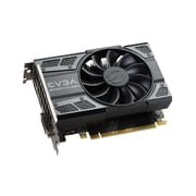EVGA® 04G-P4-6253-KR NVIDIA GeForce GTX 1050 Ti 128-Bit GDDR5 PCIe 3.0 x16 4GB Graphic Card