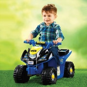 Fisher-Price® Power Wheels® Batman™ Lil' Quad™ Vehicle, Multicolor, 1 - 3 Years (CLG97)