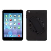Griffin GB39054-2 AirStrap 360 Protective Case for Apple iPad mini 1/2 Tablet, Black