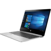 "HP® EliteBook Folio G1 12.5"" Touch Notebook PC Kit, LCD, Intel m5-6Y57 1.1 GHz, 256GB, 8GB, Win 10 Pro, Black/Silver"