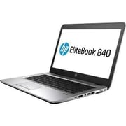 "HP® EliteBook 840 G3 14"" Notebook PC, LCD, Intel i5-6200U 2.3 GHz, 256GB, 8GB, Win 10 Pro, Black/Silver"