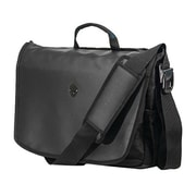 "Mobile Edge Alienware Vindicator 2.0 Ballistic Nylon Messenger Bag for 13"" to 17.3"" Laptop, Black/Teal"