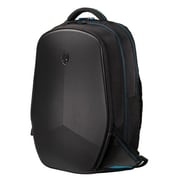"Mobile Edge Alienware Vindicator 2.0 Ballistic Nylon Backpack for 17.3"" Laptop, Black/Teal"