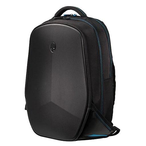 Mobile Edge Laptop Backpack, Black with Teal Nylon (AWV13BP-2.0)