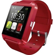 Myepads Bluetooth Smart Watch, Red