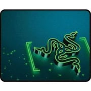 "Razer™ Goliathus Rubber Base 36.22"" x 11.57"" Control Gravity Edition Black/Green Extended Mouse Pad, RZ02-01910800-R3M1"
