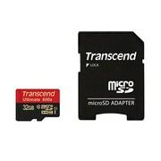 Transcend® TS16GUSDHC10U1 Ultimate Class 10/UHS-I 16GB microSDHC Memory Card