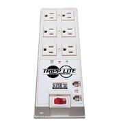 Tripp Lite TR-6FM 6 Outlet 3040 J Super Surge Protector, 6' Cord