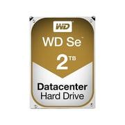 "WD® Se™ WD2000F9YZ 2TB SATA 6 Gbps 3.5"" Internal Hard Drive"