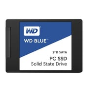 "WD® Blue™ 500GB 2.5"" SATA/600 Internal Solid State Drive (WDS500G1B0A)"