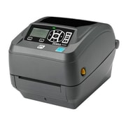 Zebra® G Series Monochrome Direct Thermal/Thermal Transfer Desktop Label Printer, 203 dpi, Gray (GX420t)