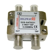 Digiwave 2 Way Tap (DGSSAT9231)