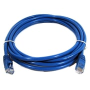 Digiwave EM746012 12 ft. Cat5e Network Cable, Blue