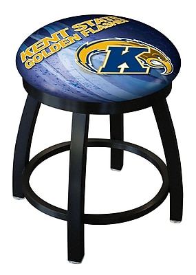 Holland Bar Stool NCAA Swivel Bar Stool; Kent State Golden Flashes WYF078279775259