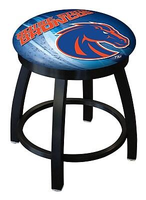 Holland Bar Stool NCAA Swivel Bar Stool; Boise State Broncos WYF078279775282