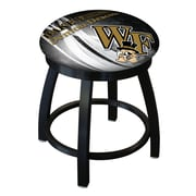 Holland Bar Stool NCAA Swivel Bar Stool; Wake Forest Demon Deacons
