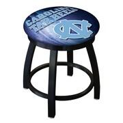 Holland Bar Stool NCAA Swivel Bar Stool; North Carolina Tar Heels