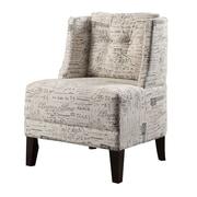 Infini Furnishings Rodolph Wingback Chair