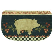 Bacova Guild Retro Pig Memory Foam Kitchen Mat