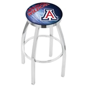 Holland Bar Stool NCAA 30'' Swivel Bar Stool w/ Cushion; Arizona Wildcats