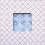 Renditions by Reesa Trellis Picture Frame; Pink