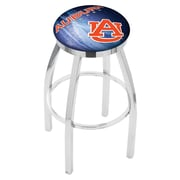Holland Bar Stool NCAA 30'' Swivel Bar Stool w/ Cushion; Auburn Tigers