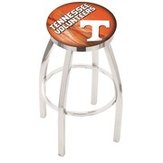 Holland Bar Stool NCAA 30'' Swivel Bar Stool w/ Cushion; Tennessee Volunteers