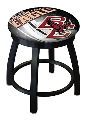Holland Bar Stool NCAA Swivel Bar Stool; Boston College Eagles WYF078279775233
